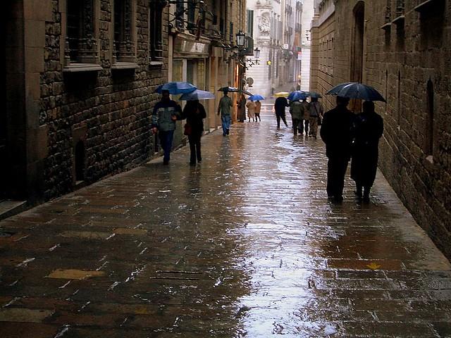carrers antics de barcelona