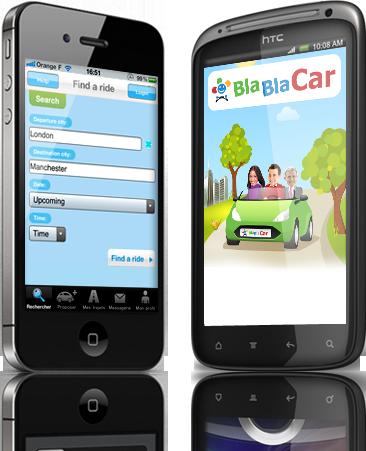 BlaBlacar Mobile