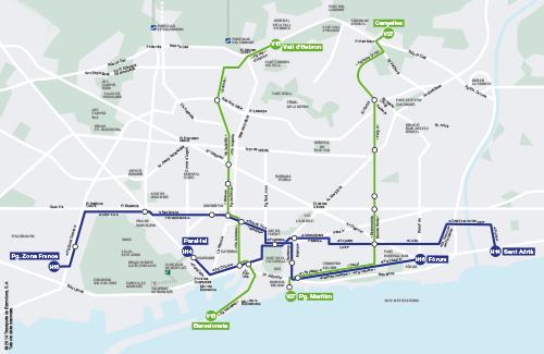 Plan bus