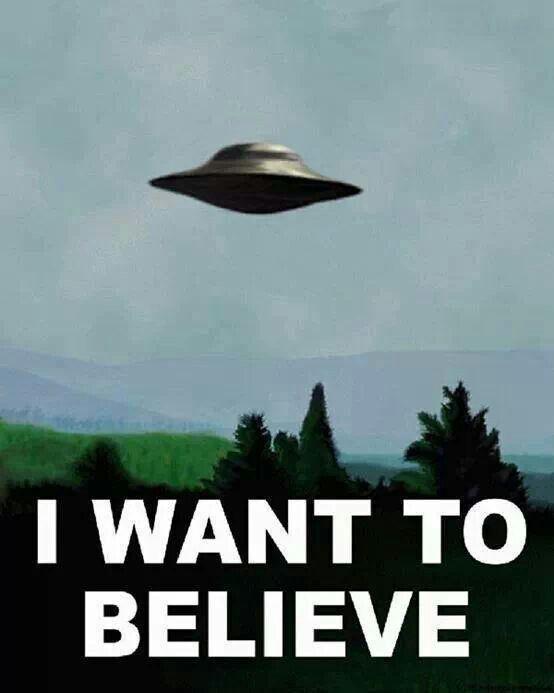 Poster Extraterrestres