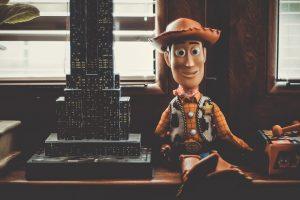Ninot de la pel·lícula Toy Story