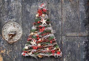 Arbre de Nadal artesanal