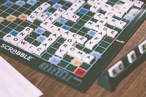 """Joc de taula """"Scrabble"""""""
