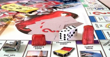 Imatge detallada d'un joc de taula