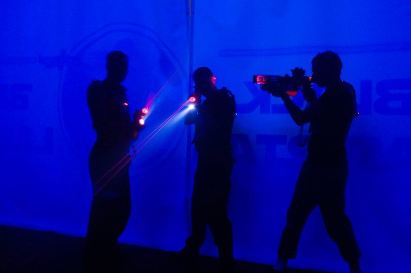 laser tag barcelona
