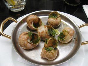 menjar cargols a Barcelona