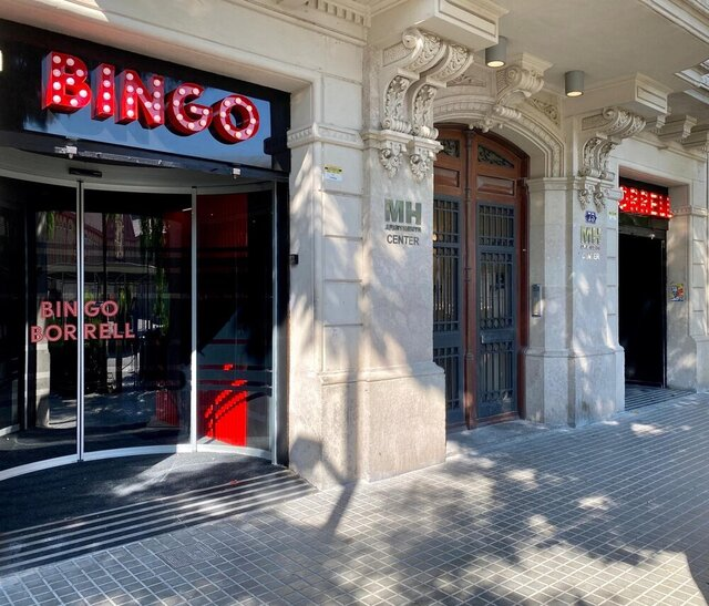 bingo gran via barcelona