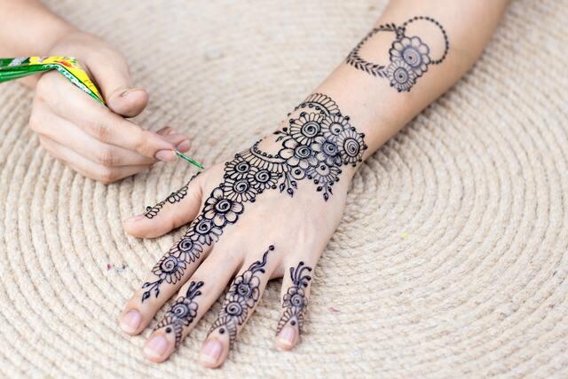 henna surya comprar online