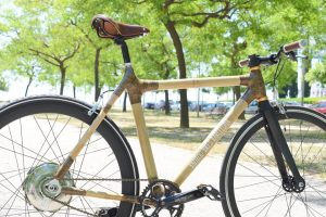 bicicletes sostenibles Bamboo Bikes