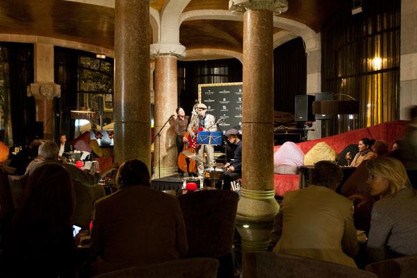 sopar i espectacle barcelona