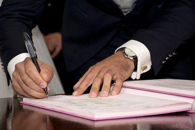 firma documentació casament civil