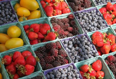 fruita barata als mercats de Barcelona