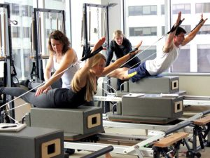 on fer pilates a Barcelona