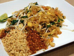 Pad Thai, plat típic tailandès