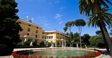 Jardins del Palau Reial de Pedralbes