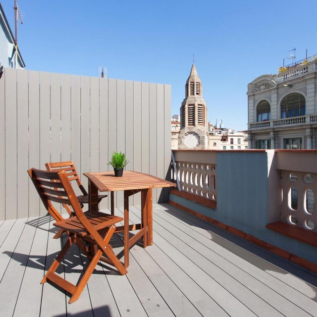 View of our beautiful terrace If youre looking for anhellip
