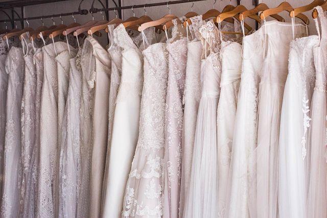 Botiga de vestits de núvia