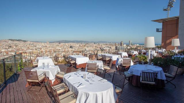 nits terrasses hotels barcelona