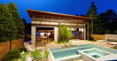 Segona residència de luxe amb piscina