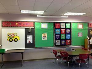 Classe d'una escola bilingüe