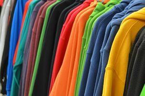 Jerseis de diversos colors