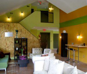 Apartament de dos pisos
