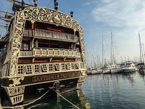 Barc històric espanyol