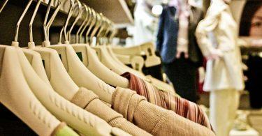 Botiga de roba trendy
