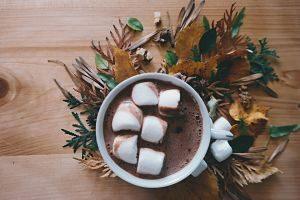 Tassa de xocolata calenta