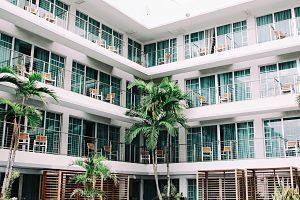 Apartaments amb balcó