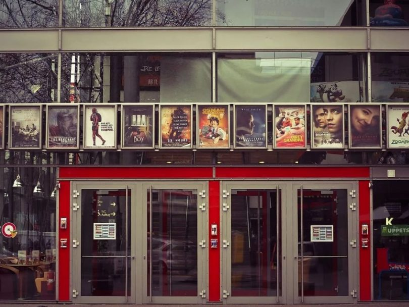 Cartellera cinema en V.O