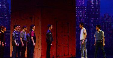 Representació obra West Side Story