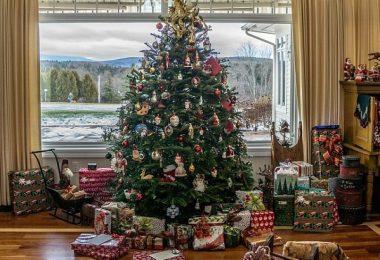 Llar decorada amb motius nadalencs