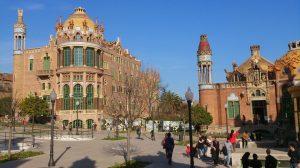 Arquitectura modernista a Barcelona