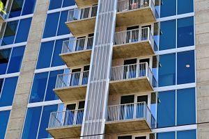 Edifici de pisos comunitàris