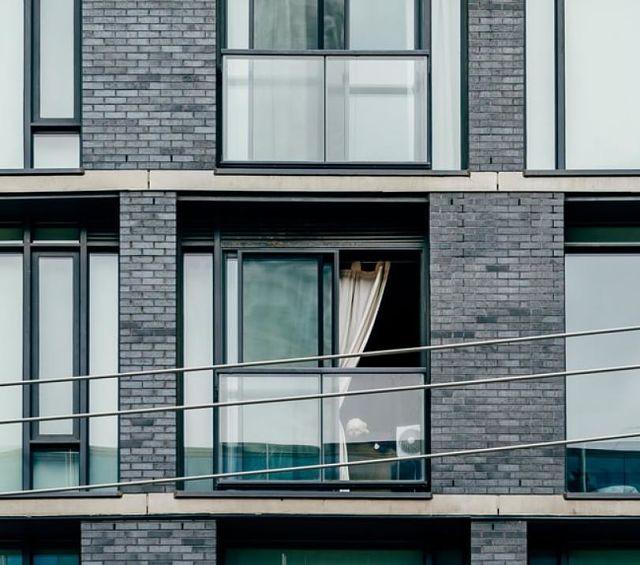 Balcó d'un apartament