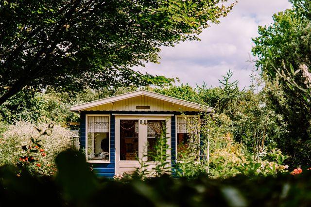 Casa de petites dimensions