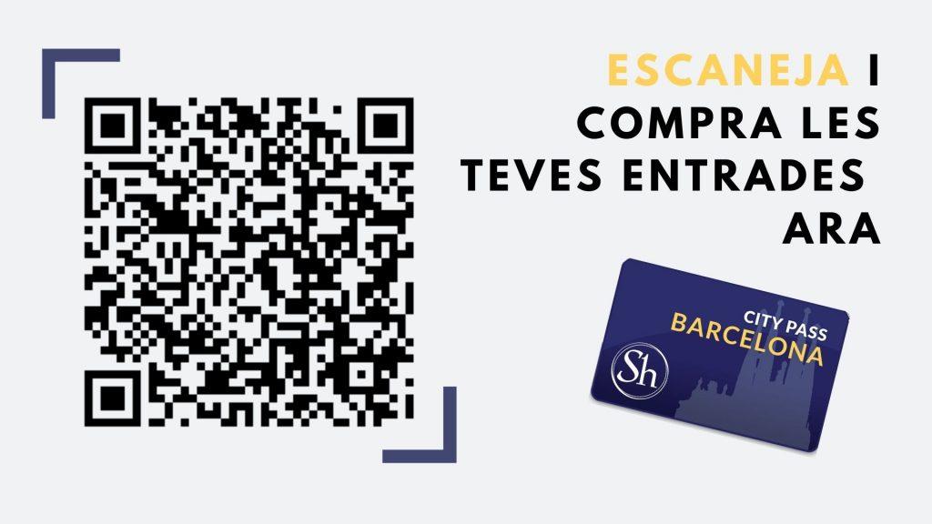 Comprar Barcelona City Pass
