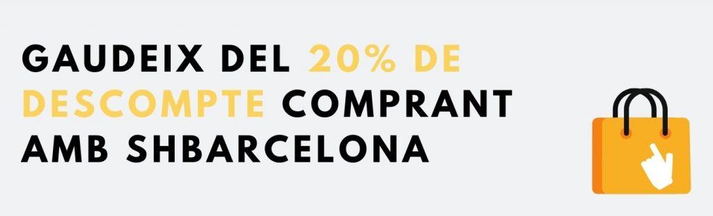 Gràfic procés de compra Barcelona City Pass ShBarcelona