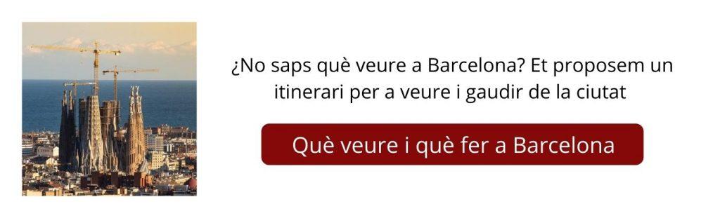 que veure a Barcelona