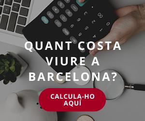 cost de vida barcelona