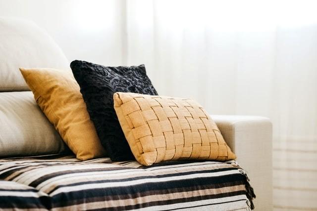 coixins sofà decoracio de tardor