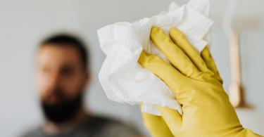com desinfectar la casa coronavirus