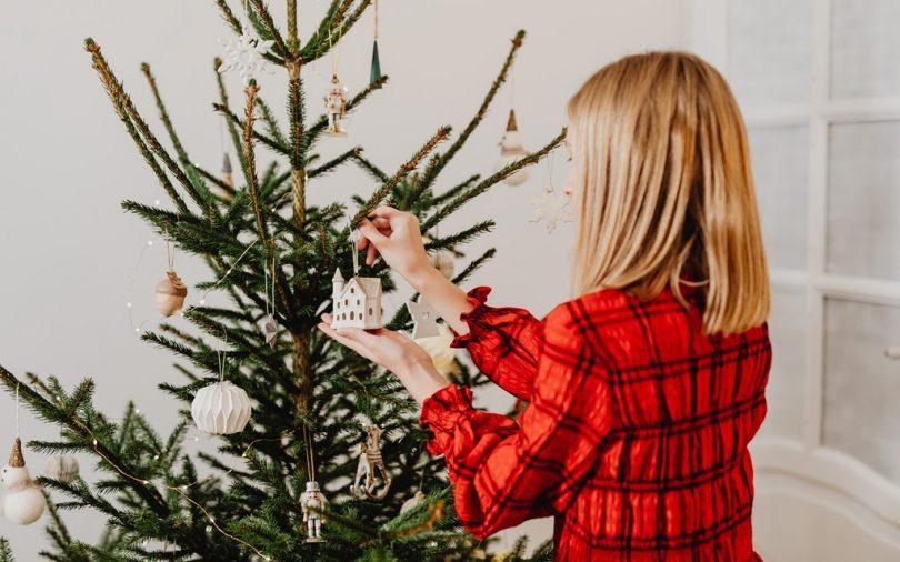 decoracions de nadal arbre