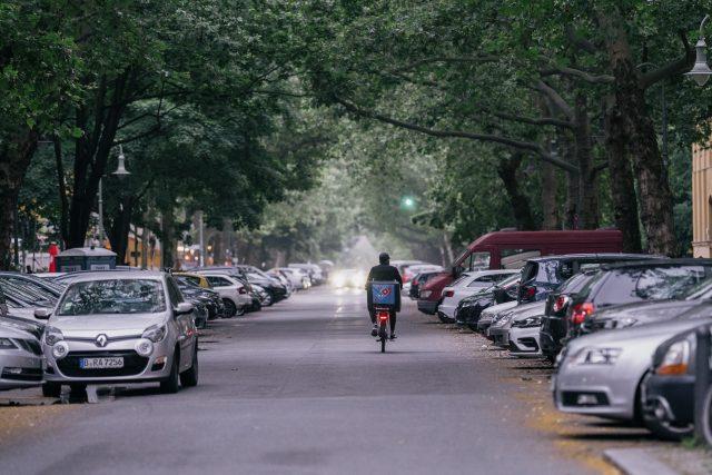 Aparcar cotxe a la ciutat