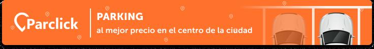 banner de parclick per a aparcar a Barcelona