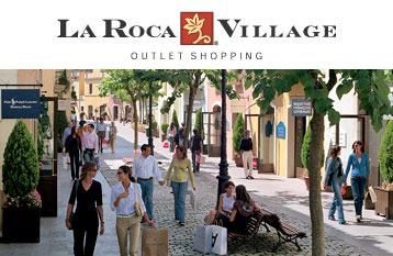 40 noves tendes a la roca village shbarcelona for Outlet la roca horario